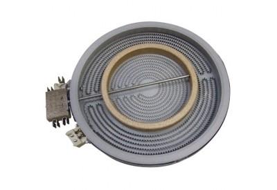 Εστία ακτινοβολίας διπλή EGO 2100/700W 1051211002