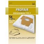 Σακούλες ηλεκτρικής σκούπας propair BOSCH - SIEMENS Type P