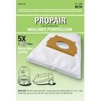Σακούλες ηλεκτρικής σκούπας propair MOULINEX POWERCLEAN